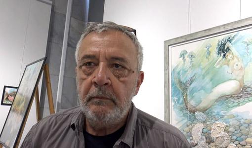 Еротичното, социалното и ироничното в изкуството на Анри Кулев