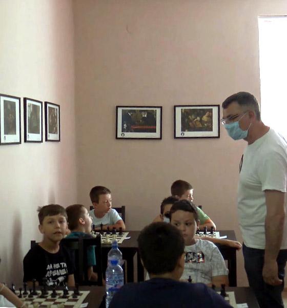 Шахмат в Шумен