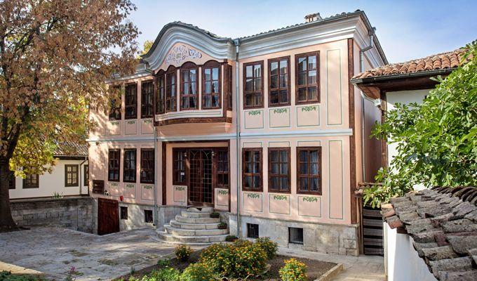 Сребровата къща