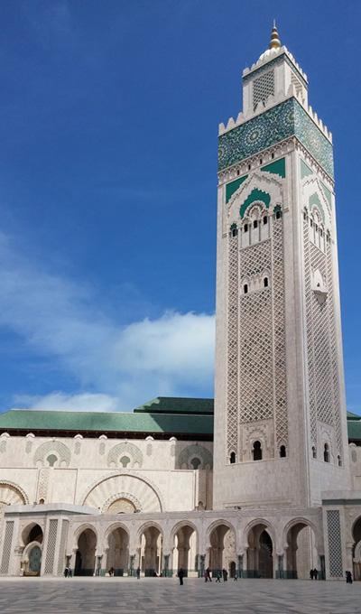 Да заловиш крадец в Казабланка