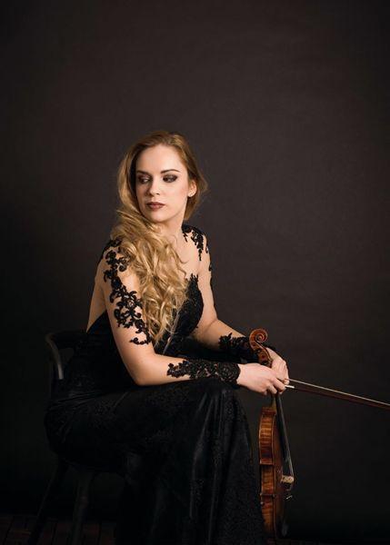 Виртуозни цигуларки в Шумен