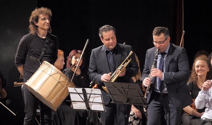 Внуците на Владигеров свирят в Шумен
